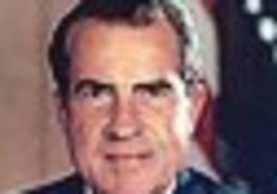 'Nixon was concerned over Israeli nukes'