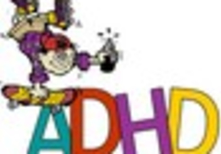 ADHD gets some real attention
