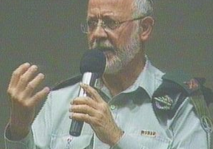 Main criterion for next IDF chaplain - unconditional loyalty