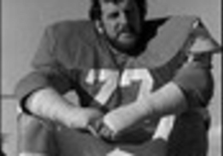 Leibowitz, Alzado make Int'l Jewish Sports Hall of Fame