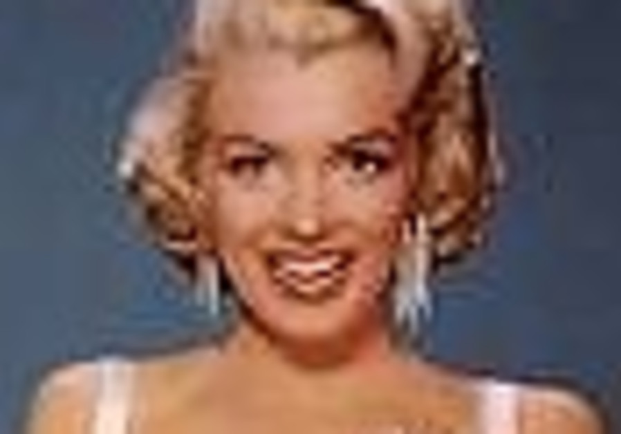 What Marilyn Monroe never knew about diamonds, Israelis discover
