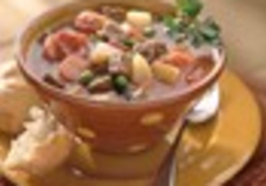 Sephardi Shabbat stews