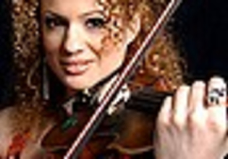 Checking in with the Hip-Hop Violinist - Israel - Jerusalem Post
