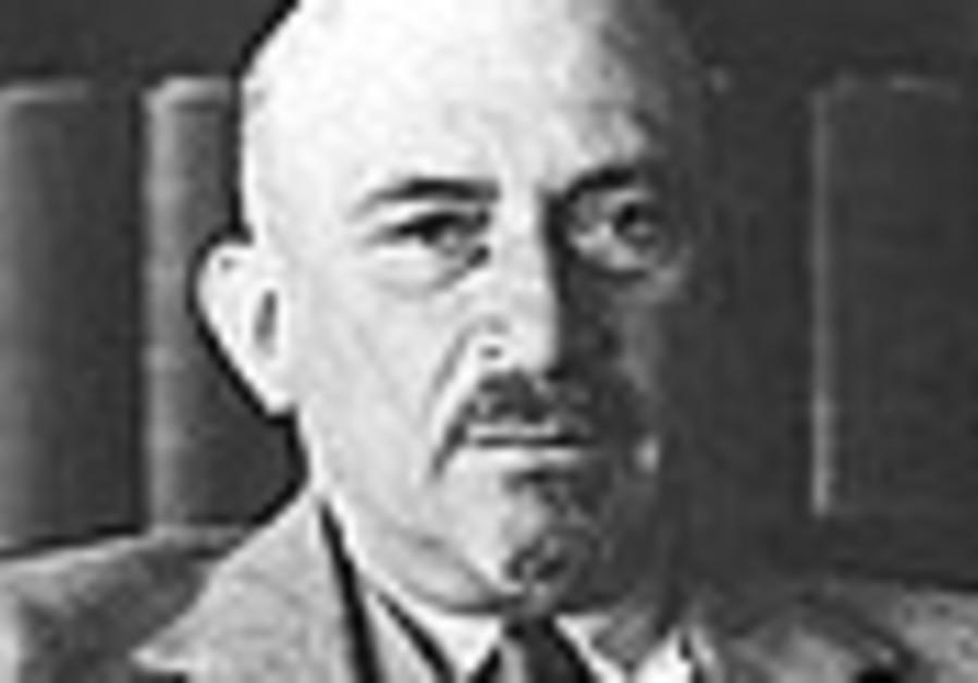 Bygone Days: Chaim Weizmann's tea with Mussolini