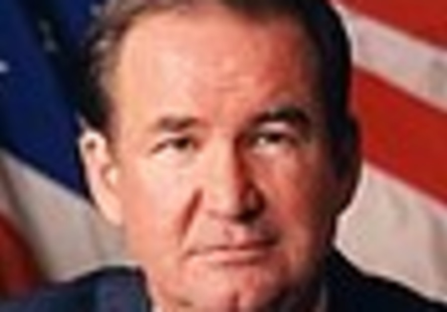 MSNBC's deafening silence on Buchanan's Holocaust denial forum