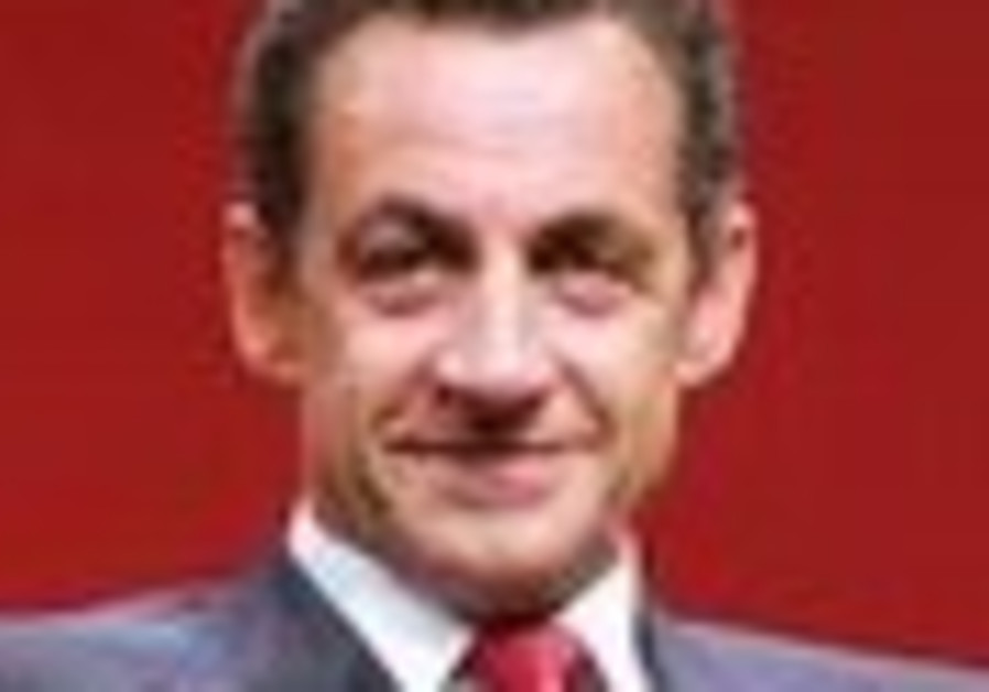 Sarkozy's Honeymoon (Extract)