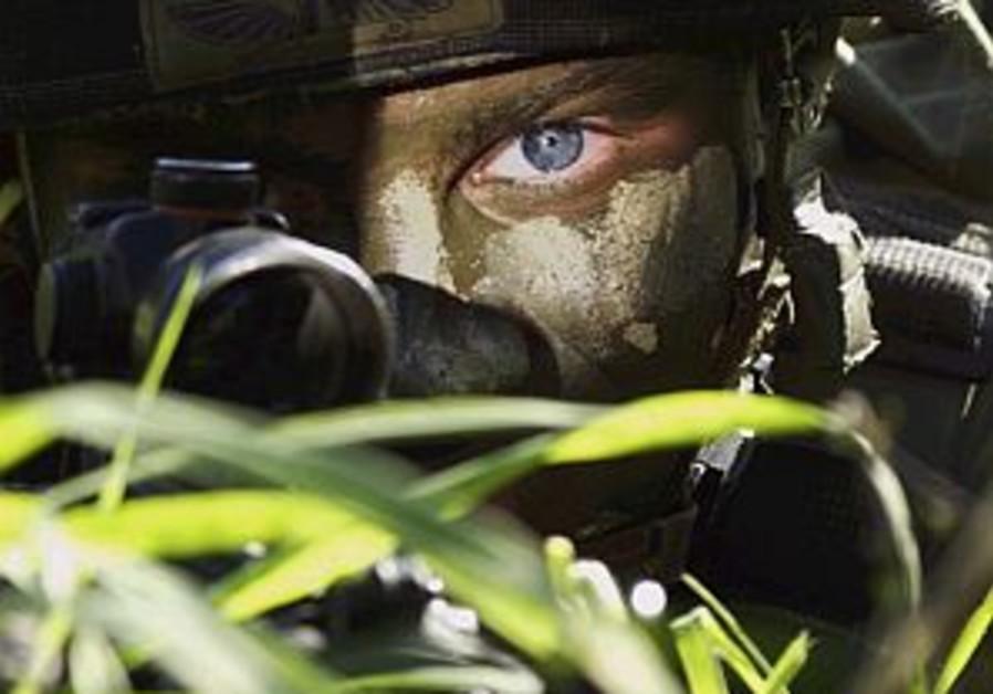 idf soldier camouflage 298 88 idf