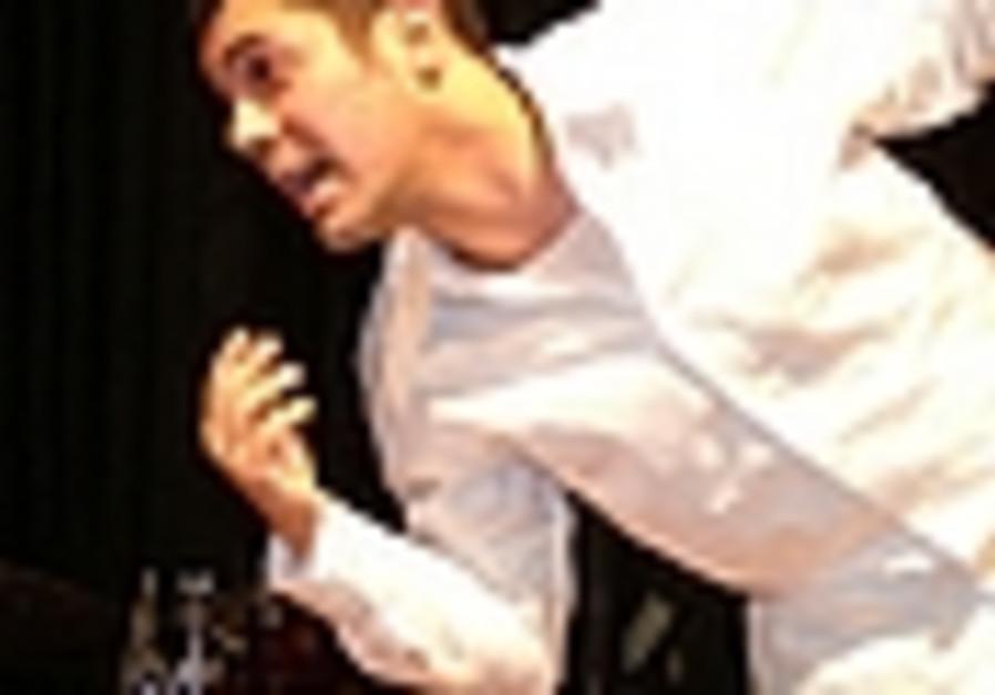 Purim concert: Great Jewish rock rolls home.