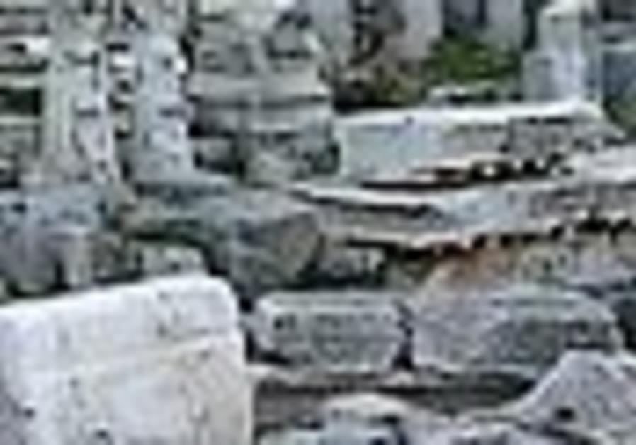 Ancient Tiberias making a comeback