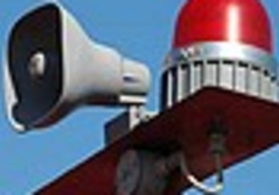 IDF fixing southern cities' siren problems