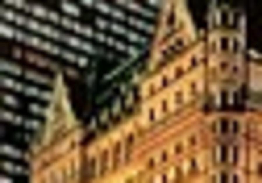 Metro Views: The crisis of American Jewish philanthropy