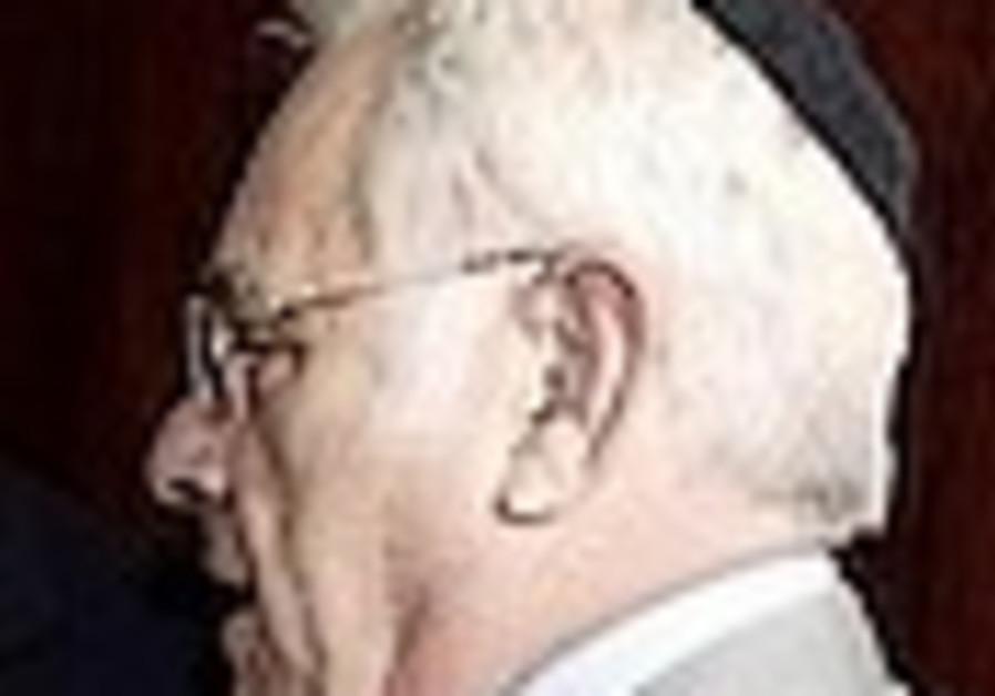 Who is Morris (Moshe) Talansky?