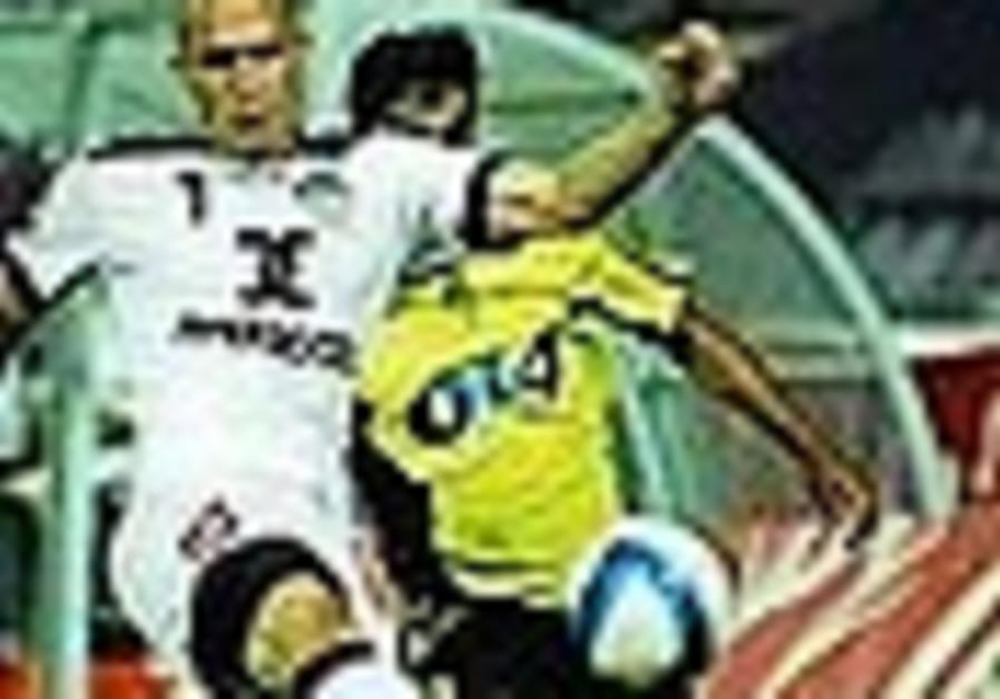 Local Soccer: Ben-Shimon returns as coach at struggling Ironi Kiryat Shmona