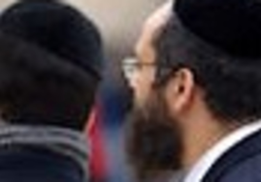 A third of British Jews under 18 are haredi