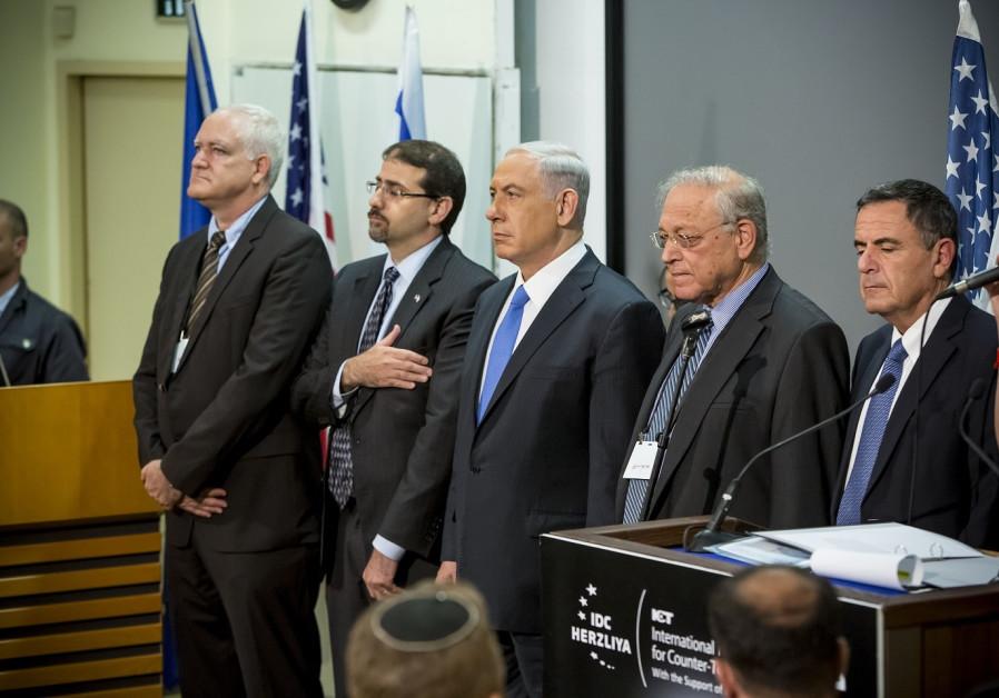 ICT 9/11 Memorial Ceremony, Photo Credit: Kfir Bolotin