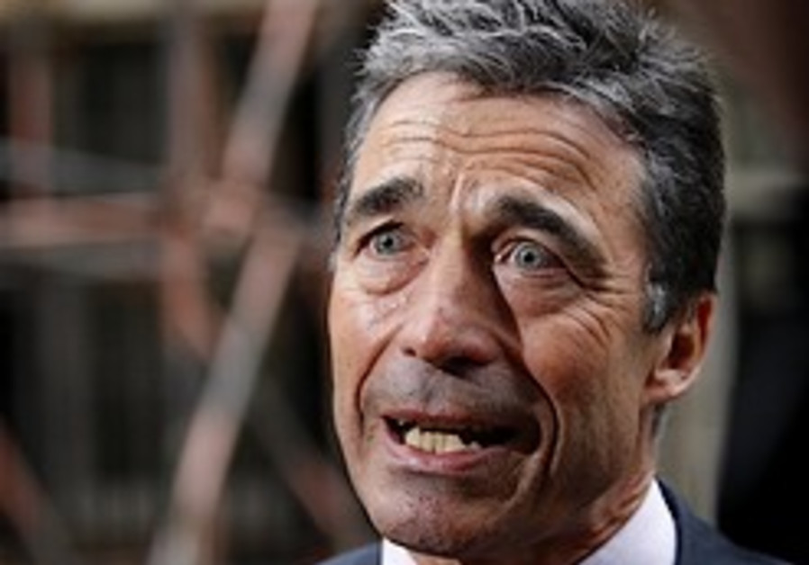 NATO leaders pick new secretary general