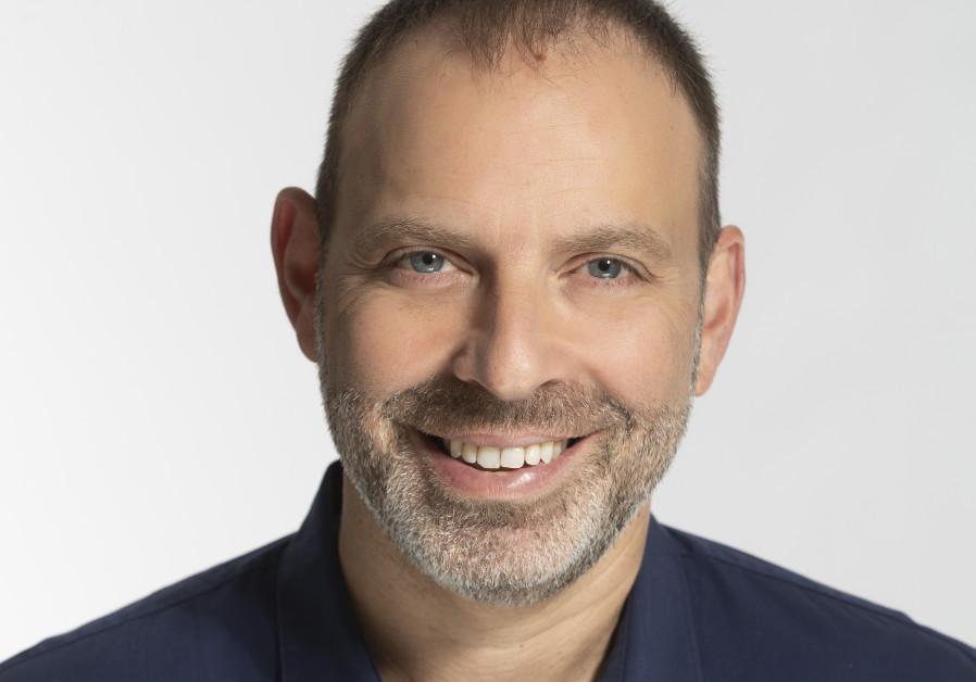 Ilan Sigal, VP of Marketing at Bezeq International, Pelephone and Yes (Credit: Rami Zarenger)