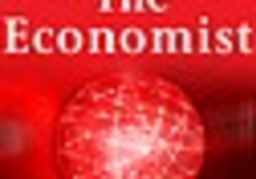 The Economist Rewrites History Opinion Jerusalem Post