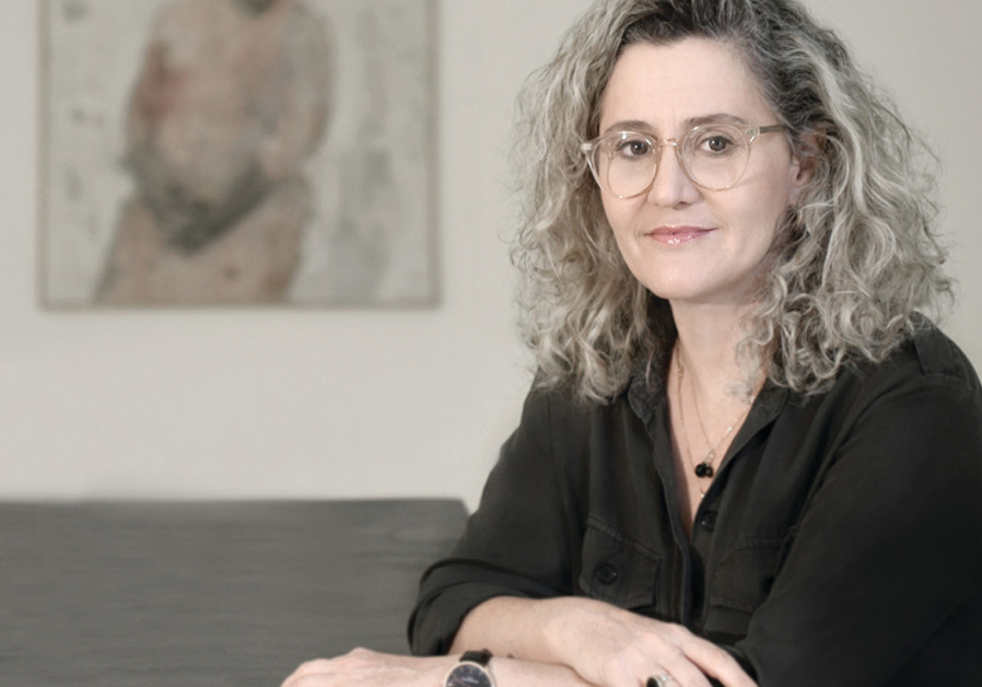 AYA LURIE, the Herzliya Museum of Contemporary Art's director and chief curator. (Iris Nesher)
