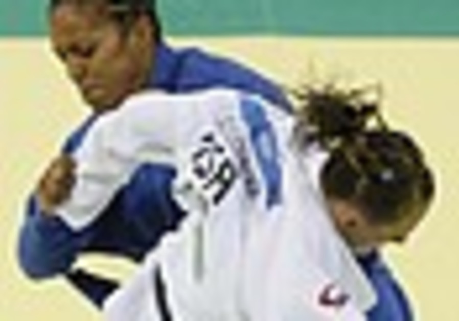 Israel's Shlesinger disappoints in judo