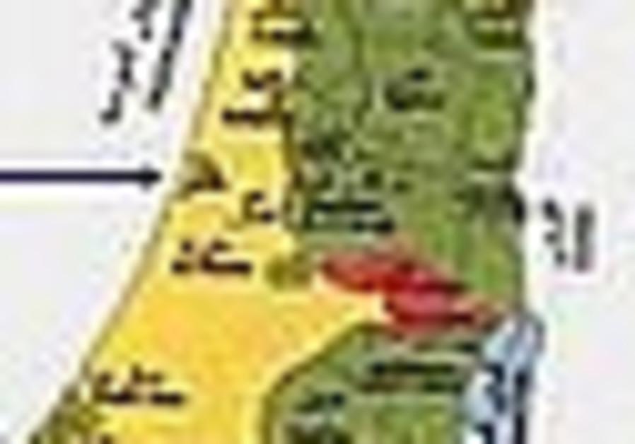 Boundaries for Israel