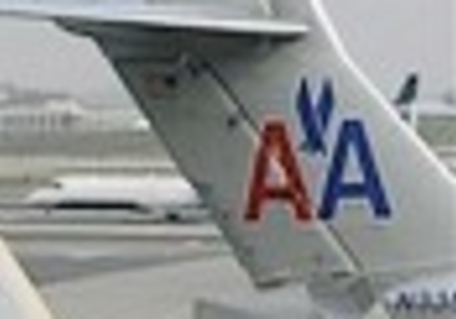 American launches in-flight Internet on 3 routes