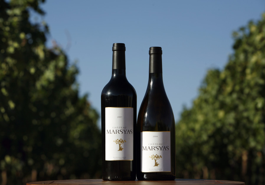 CHATEAU MARSYAS illustrates the new quality and depth of Lebanese wine.