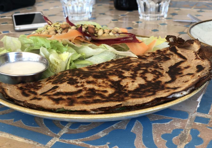 BREAKFAST is on the menu at Café Yodfat.