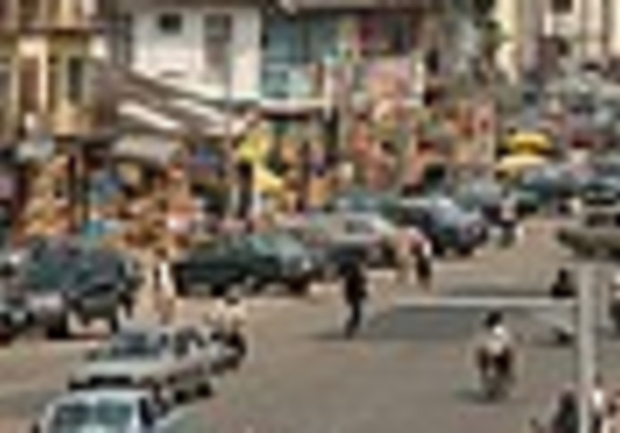 Oil and blood: Port Harcourt, Nigeria