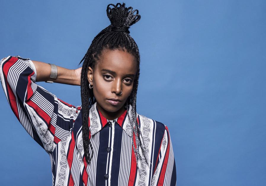 ETHIOPIAN-ISRAELI singer-songwriter Aveva Dese fuses traditional Ethiopian music with soul and pop. (Ilya Melnikov)