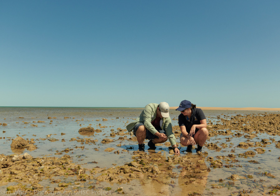 Aboriginal artefacts reveal first ancient underwater cultural sites in Australia. (Sam Wright Photography)