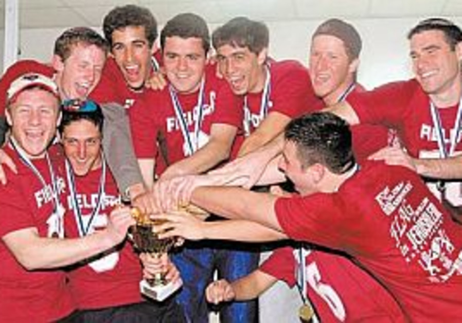 Games We Play: Fieldturf edges Degel for int'l tourney title