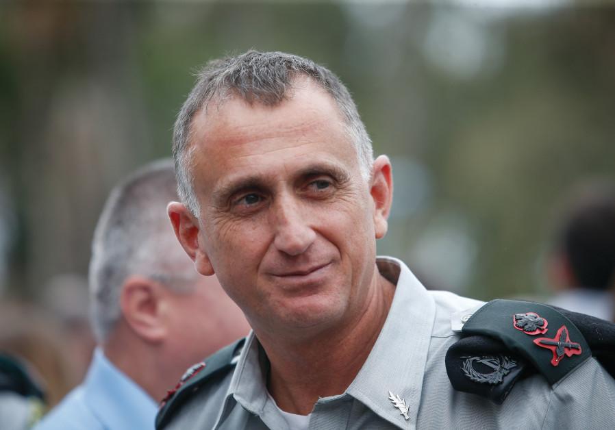Tamir Heyman, chef du renseignement de Tsahal. (Miriam Alster)