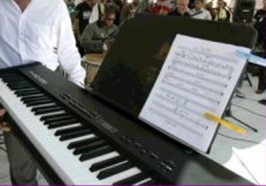 keyboard piano 224