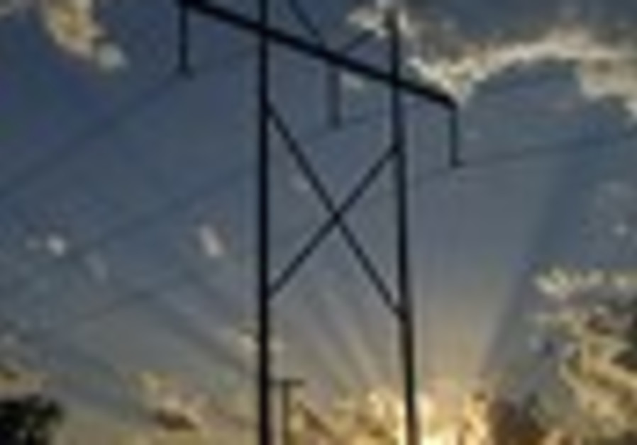 Palestinian Authority to join Middle East power grid