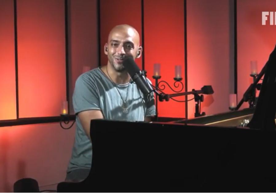 Idan Raichel performing at FIDF Virtual Gala (FIDF)