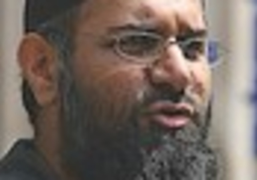 English borough cancels event hosted by pro-jihadist preacher