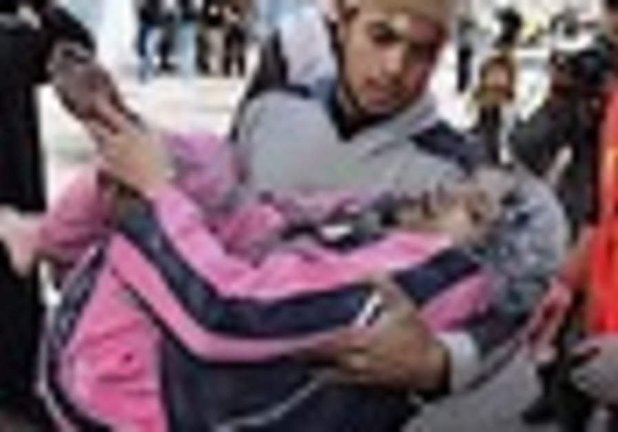 For HRW, Israel is always guilty