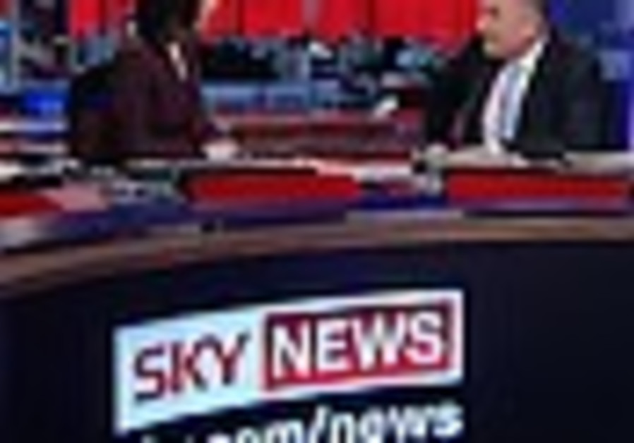 Sky also nixes Gaza aid broadcast