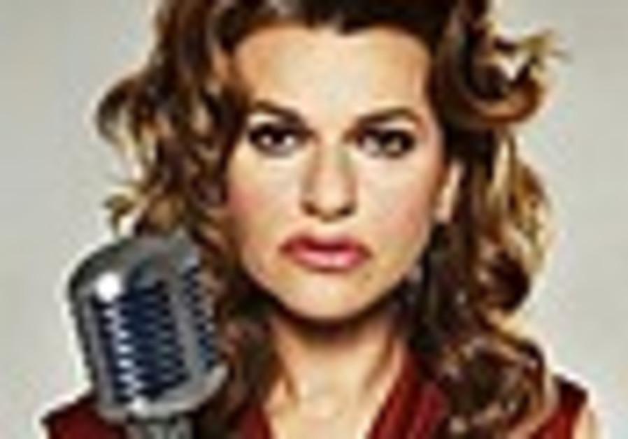Comedy Review: Sandra Bernhard
