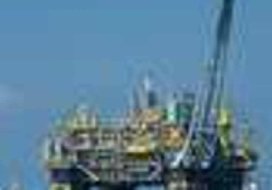 More than 50% of area off Israeli coast to be plumbed for gas, oil