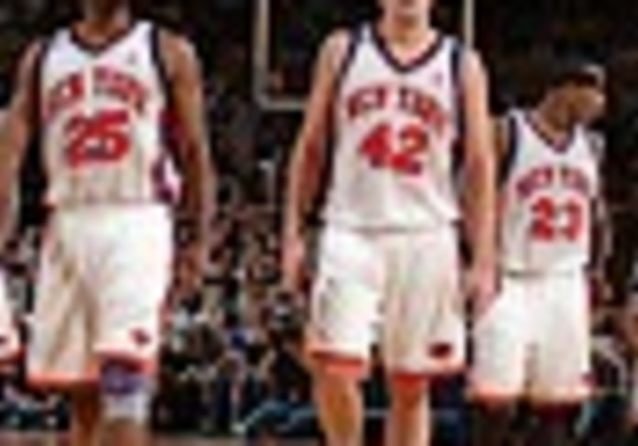 NBA Hoops: New York Knicks to court Jewish fans
