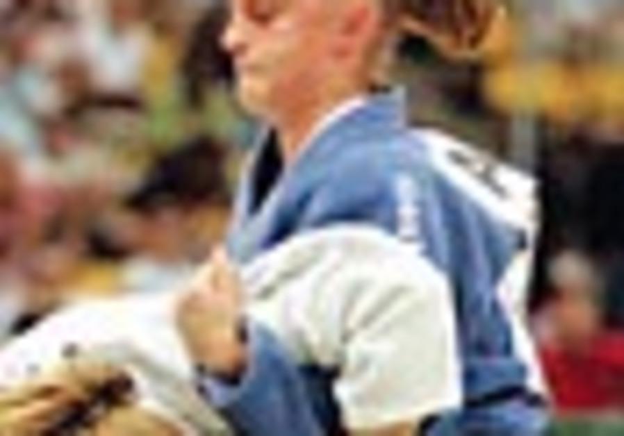 Judo: Shlesinger medals again on the mat