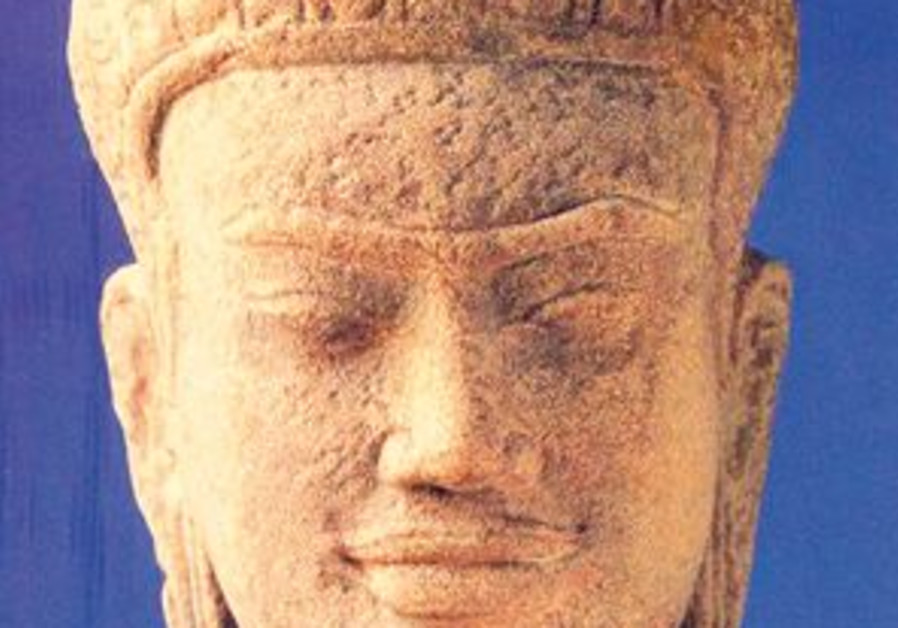 Buddha comes to the Galilee