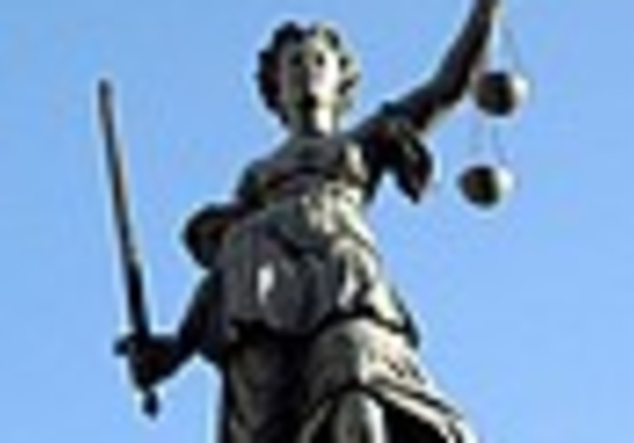 The Lady Justice test
