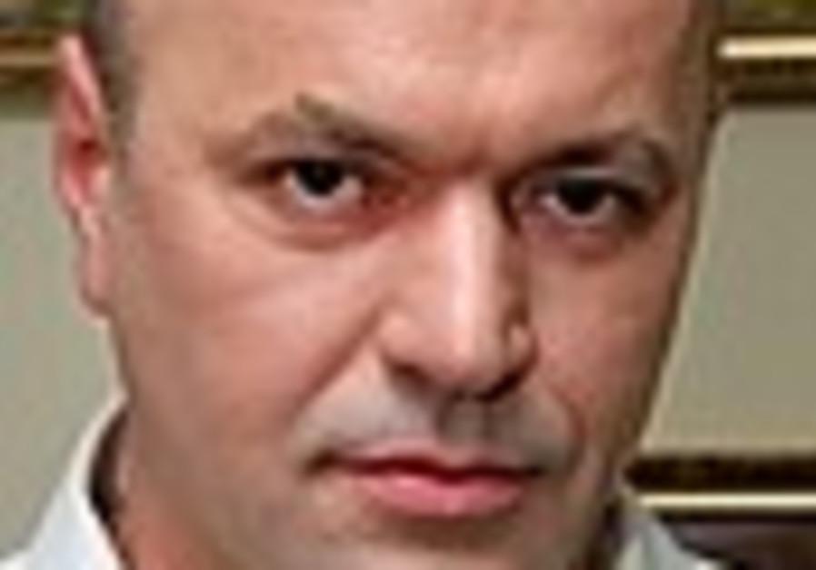 Ukraine mayor accused of anti-Semitism