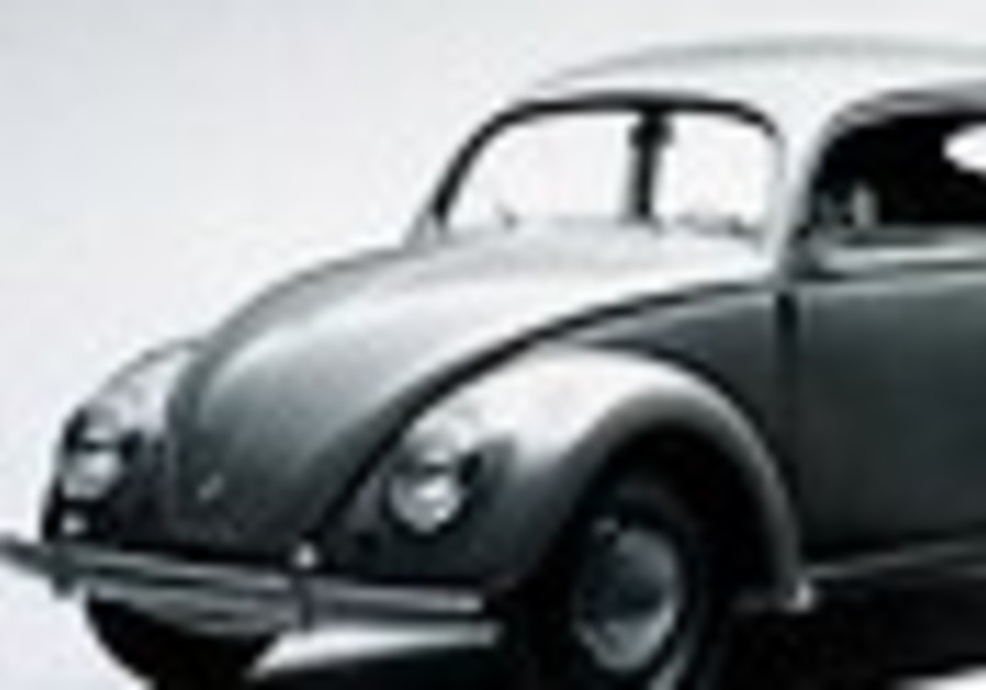 Was Hitler's Beetle actually designed by a Jew?