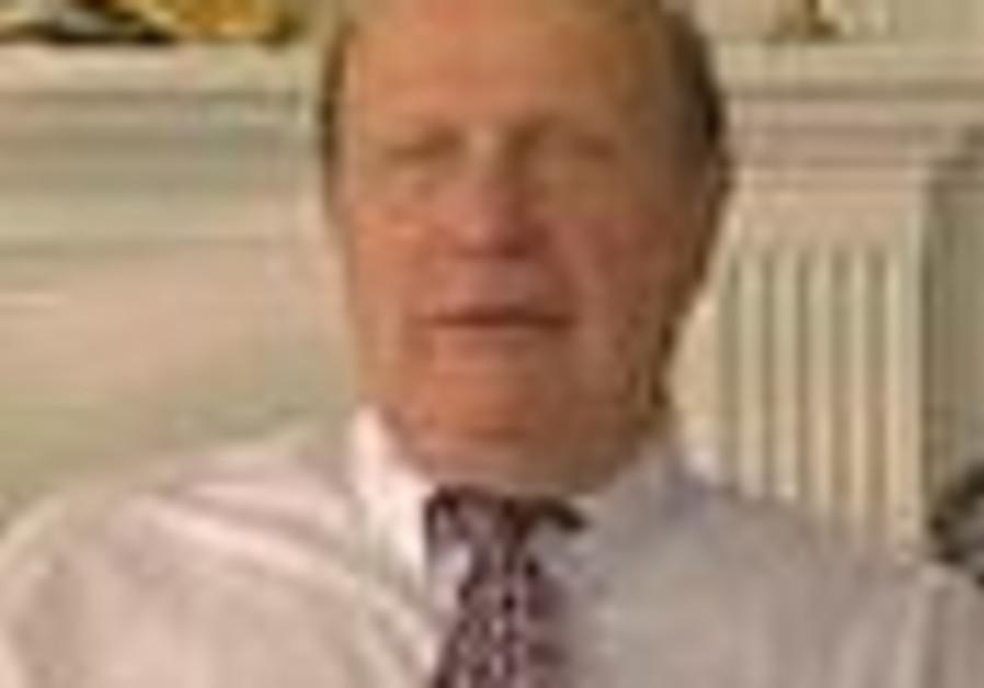Alfred Gottschalk, revered Reform leader, dies in Cincinnati