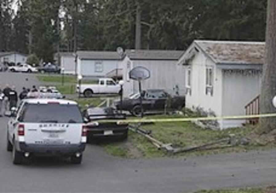 US: Five children, father die in murder-suicide
