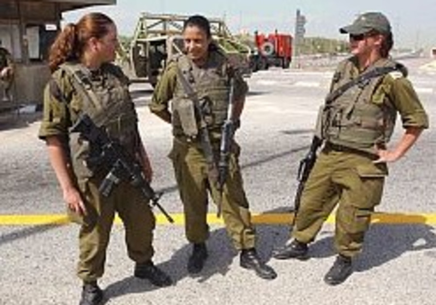 female soldiers aj 248 88